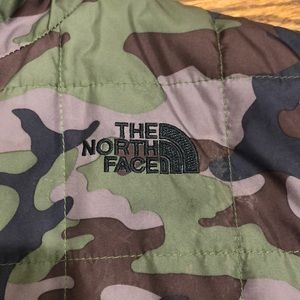 The North Face Jackets & Coats - North Face Reversible camo Jacket
